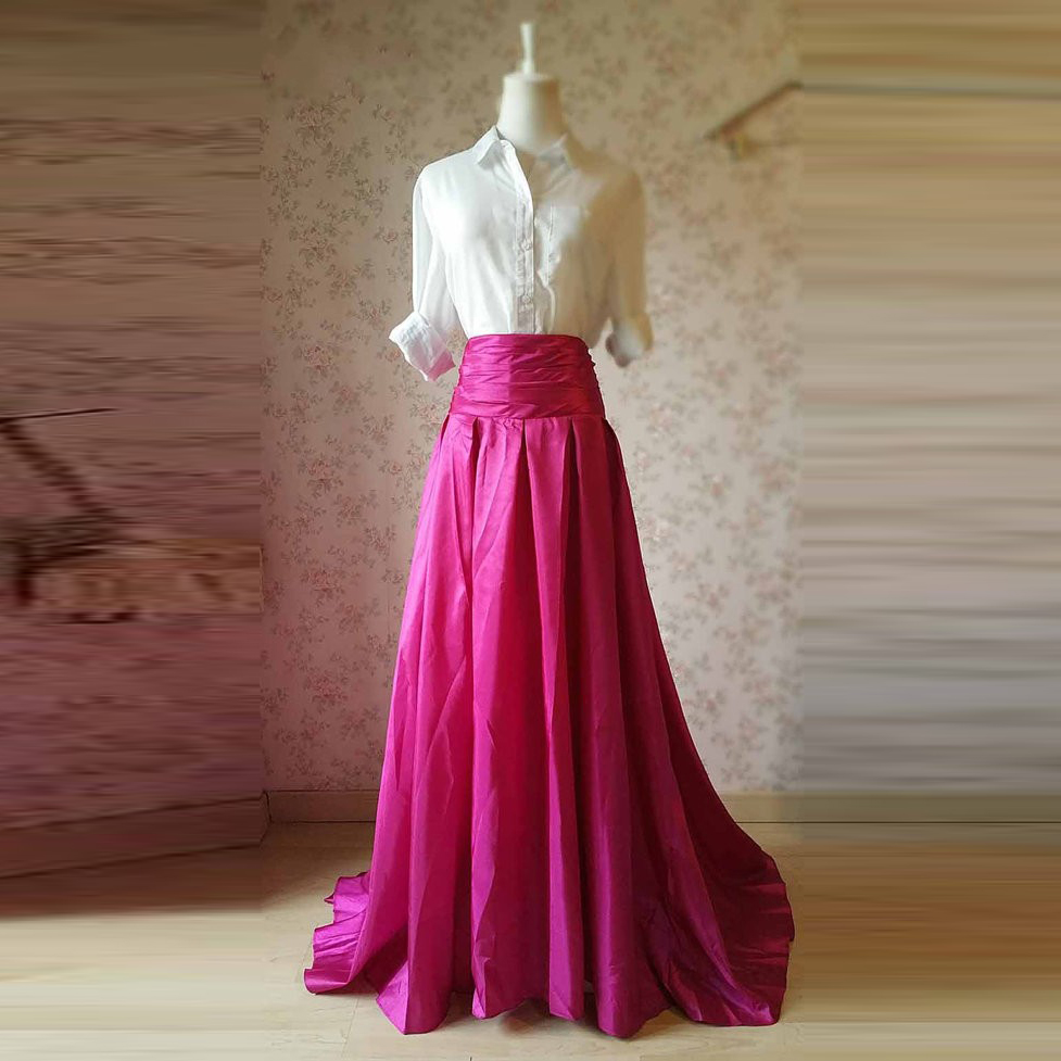 Wide Long Skirts Promotion-Shop for Promotional Wide Long Skirts ...