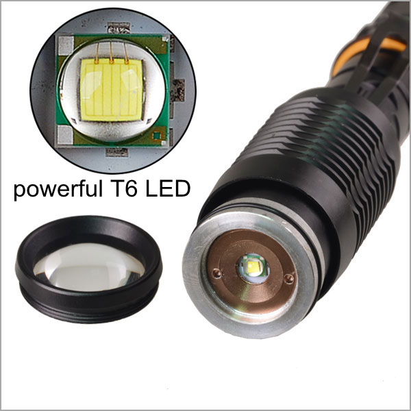 New arrived 5000 lumen led lantern Cree XML-T6 LED Tactical Police Flashlight Torch ALITE