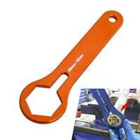 NICECNC 50mm WP Dual Chamber Fork Cap Wrench Tool For KTM 125 150 250 350 450