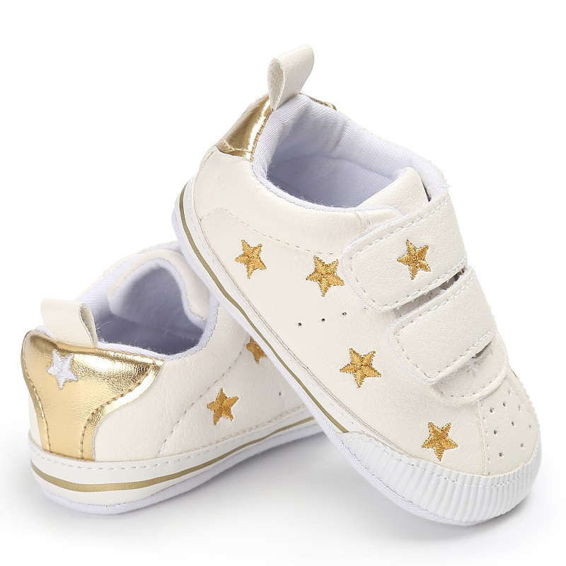 baby shoes infant newborn PU Leather shoes Baby Boy Girl Baby Fringe Soft Soled Non-slip Footwear Crib Shoes 2017 0-18M