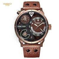 EYKI Brand Men S Military Sport Watches Men Genuine Leather Watches Waterproof Hour Date Quartz Wristwatch