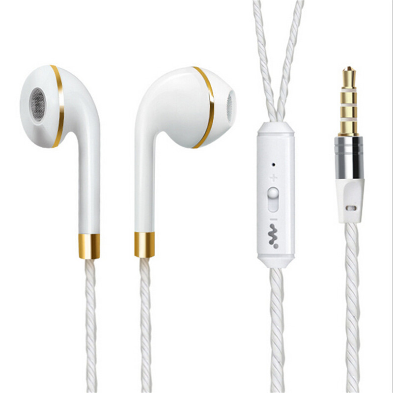 Desxz Stereo Earphone Super Bass Earphones Headset 3.5 Wire Headset with mic For iPhone Samsung Xiaomi Huawei Phone MP3 earbuds original xiaomi mi hybrid earphone in ear 3 5mm earbuds piston pro with microphone wired control for samsung huawei p10 s8