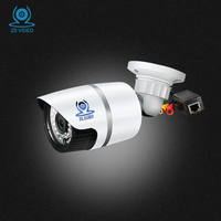 ZSVEDIO Surveillance Cameras IR Night Vision POE IP Camera Alarm System Cameras POE HD IP Camera