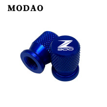 For KAWASAKI Z900 Z900RS RS Z 900 CAFE 2017 2018 2019 year CNC aluminum motorcycle parts valve tire valve cap(China)