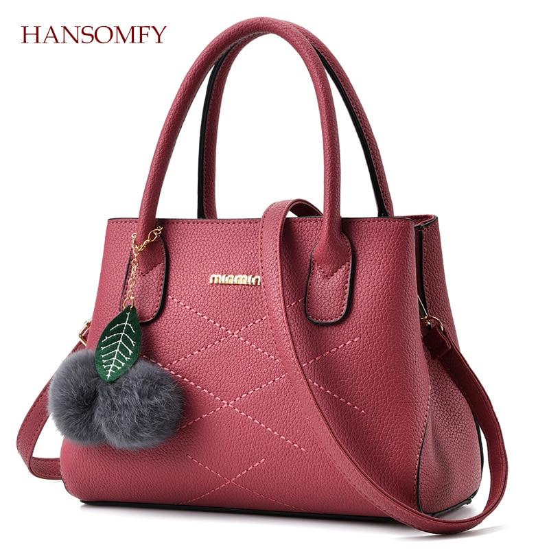 ФОТО Hot Women Bag 2017 Four Seasons New European Country Brand Handbag Large Capacity Large Bag Casual Shoulder Bag Messenger Bag