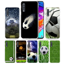 coque samsung a20e football