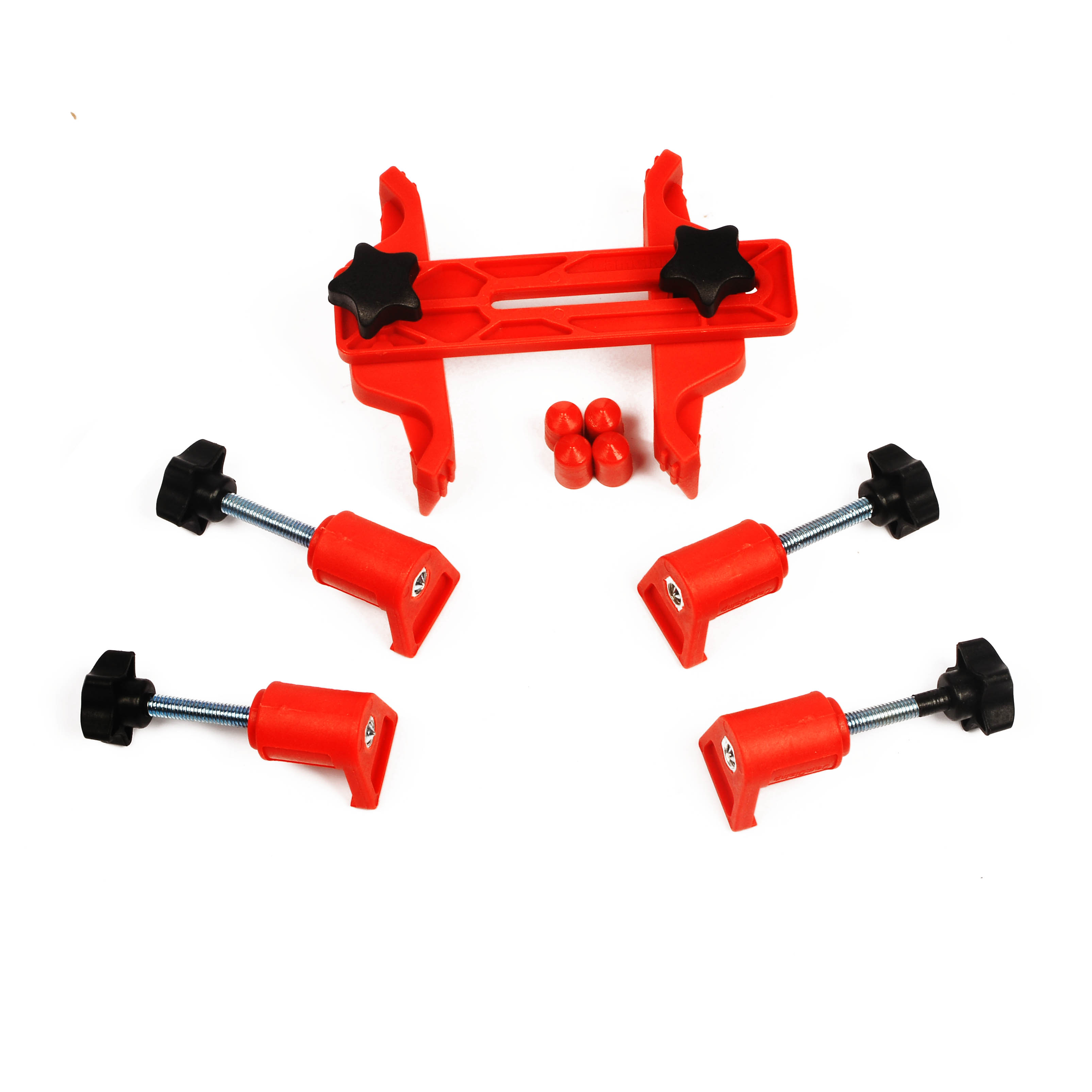 5pc Master Universal Single Twin Quad Cam Clamp Locking Timing Tool Kit Camshaft