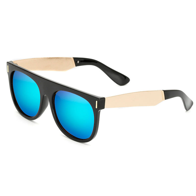 e99a32bc6c5 Aliexpress.com   Buy Victorylip Fashion Men Polarized Coating Mirror Sun  Glasses Male Driving Fishing Ladies Sunglasses Women Retro Brand Designer  from ...