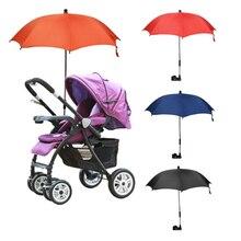 Bébé Parapluie Poussettes Accessoires Coloré Chaise Parapluie Titulaire Connecteur Stand Support Multiused Stands Réglable Foldi