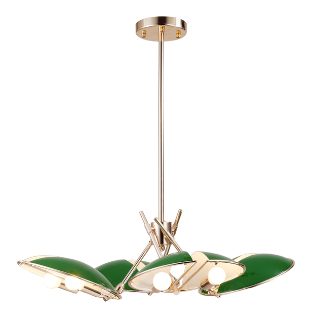 Post Modern Beetle lighting Chandelier Led novelty cover shade ...