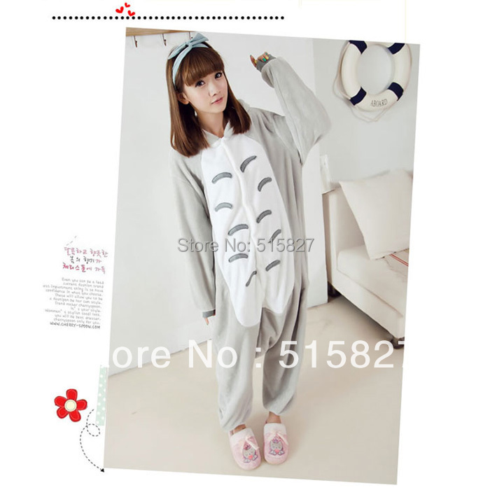 New Japan Anime Galesaur Women Pajamas Animal Onesie Jumpsuit Wholesale Sleepwear