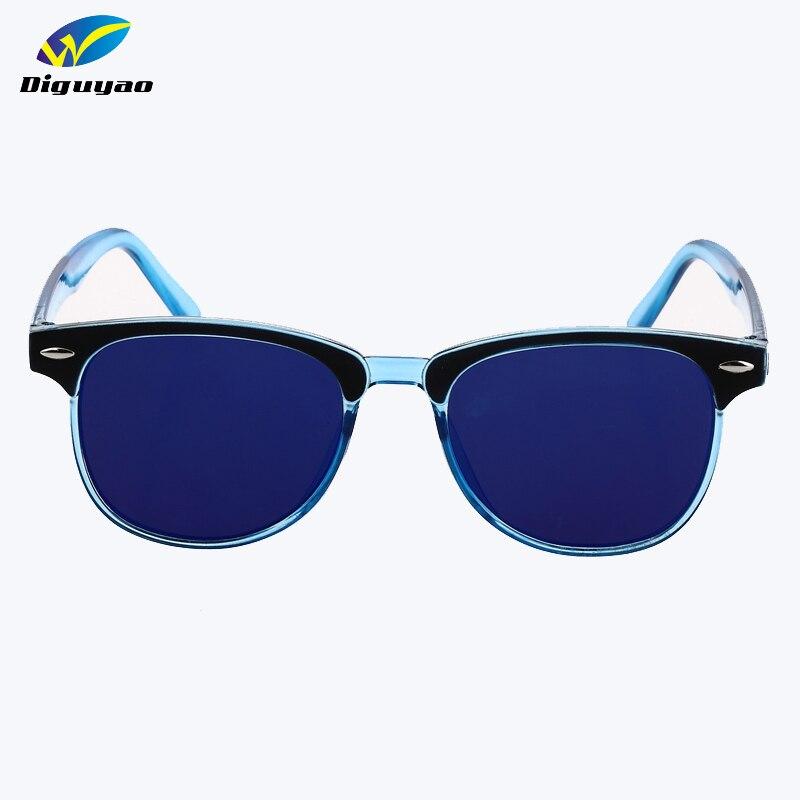 93ed3d68f2 Las mujeres clásicas del verano del vintage gafas de sol marca gafas de sol  multicolor Photochromic gafas Masculino