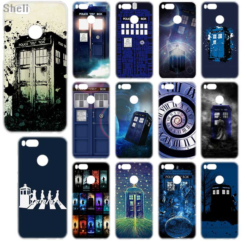 Cellphones & Telecommunications Tardis Box Doctor Who Soft Silicone Phone Case For Xiaomi Mi 6 8 Lite A1 A2 Lite F1 Redmi 4a 4x 5 A Plus 6a 6pro Half-wrapped Case