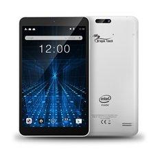 Dragón Touch S8 8 Pulgadas Quad Core de 64 bits Android Tablet 1 GB de RAM 16 GB Flash 5.1 Lollipop Pantalla IPS 1280×800 de Doble Cámara