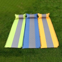 Outdoor automatic inflatable cushion camping moistureproof tent mat picnic camping mat