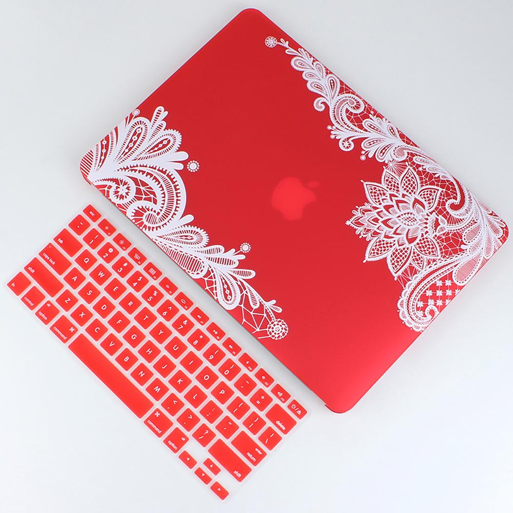Batianda Rubberized Hard Cover Case for MacBook 55