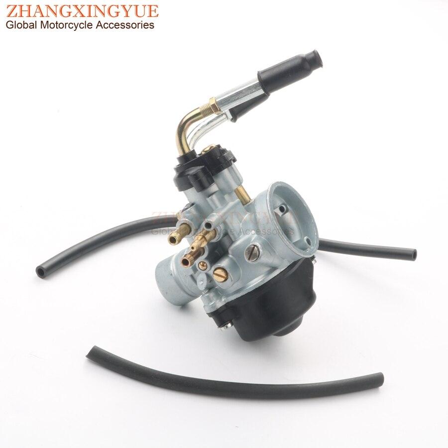 Aspiring Pz22 Carburetor W/ Hand Choke Lever For 125cc Atv Dirt Bike Go Kart Honda Crf Xr Atv Parts & Accessories