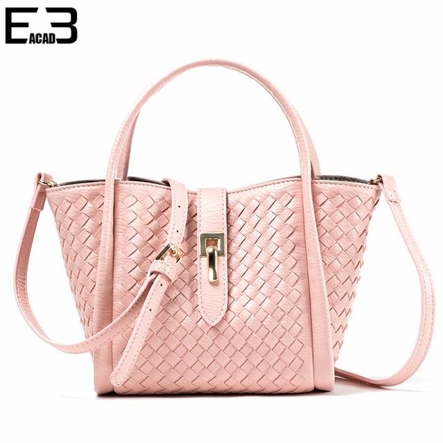 Z Fashionable Las Handbags Knitting Fashion Tote Handbag Carteira Feminina 2017 Women Luxury