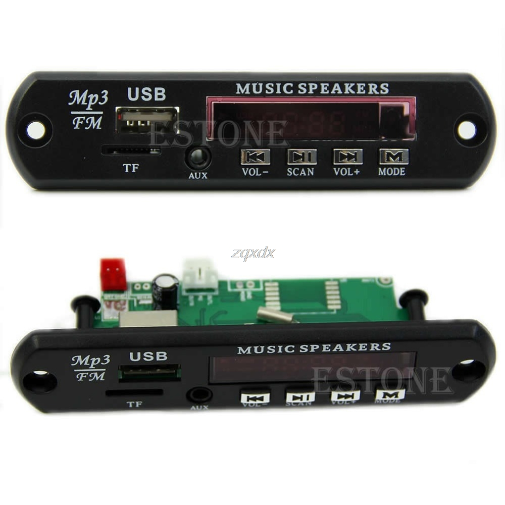 Hi-Q Wireless Remote Music Speaker USB MP3 Decoder Decoding Board Audio Module Z09 Drop ship free shipping output 5v mini bluetooth wireless mp3 decoder board audio module usb tf card durable electronic modules board