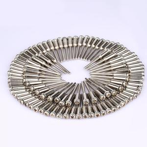 Image 1 - DRELD 50Pcs 2.35mm Shank Diamond Cutting Disc Mandrels Polishing Cutting Cut off Wheel Holder For Rotary Tool Dremel Accessories