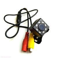 600TVL 12V Mini Security Camera 8pcs LED Anti Fog Mirror For CCTV Car Rear View Or