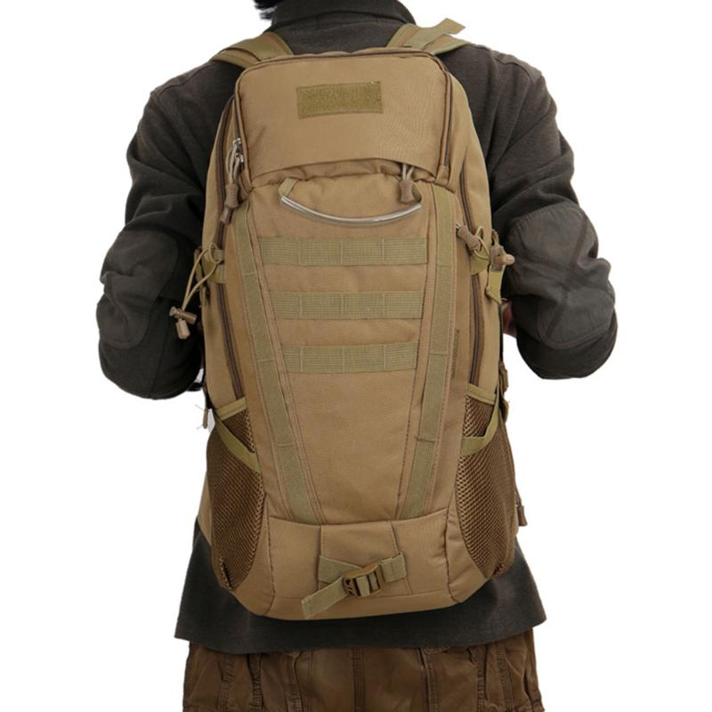 Multifunction Outdoor Tactical Backpack Camo Hiking Sports Bag Large Capacity Cycling Backpack Protable Camping Travel Backpack outdoor camo tactical backpack men rucksack waterproof knapsack travel weekend hiking camping backpacks large capacity bag