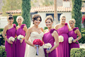 Cheap Long Bridesmaid Dresses One Shoulder Chiffon Wedding Party Gowns 2016 Vestido De Madrinha