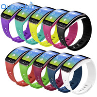 Ouhaobin 10 pcs Replacement Watch Wrist Strap Wristband for Samsung Galaxy Gear Fit Gift Oct 11 Dropship