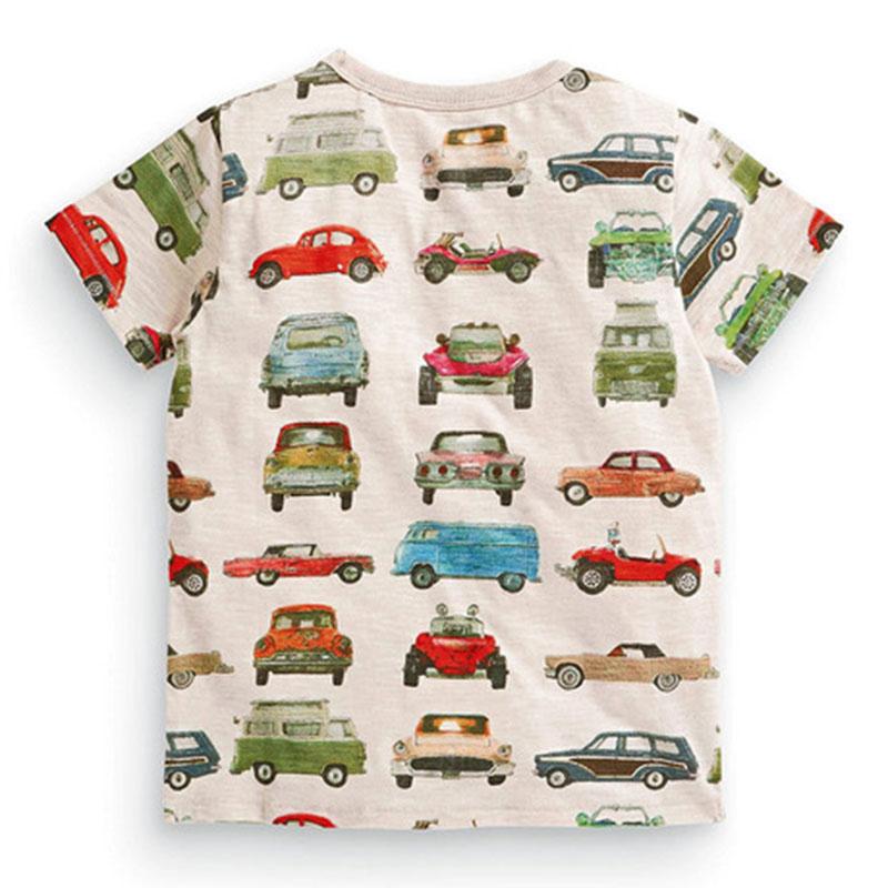 HTB1Juz.QVXXXXXEXXXXq6xXFXXX4 - Little Maven top brand Summer Kids Children boys printing cartoon Cars pure cotton short sleeve t shirt for baby boys kids