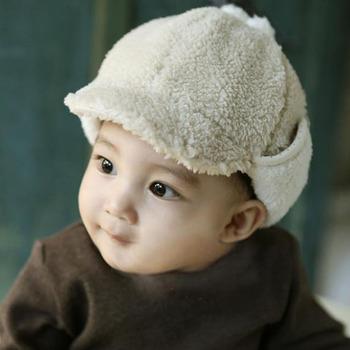 2018 Hot sprzedaży zima piękne kapelusze dla dzieci dla dzieci czapki czapki kieszeń czapki nauszniki dla chłopca i dziewczyny kapelusze tanie i dobre opinie Kapelusze bomber Poliester RY27 Unisex Stałe NoEnName_Null