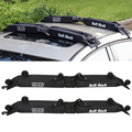 Car Soft Roof Rack Auto Outdoor Rooftop Luggage Carry 60kg Luggage For SUV Van ATV RV Camper Jeep Etc 600D Oxford PVC Roof Rack