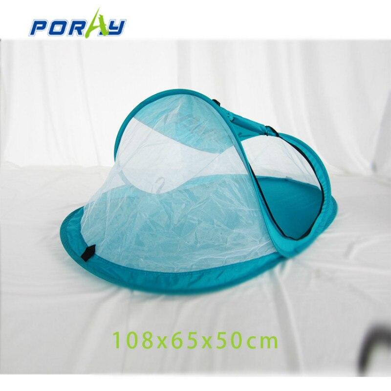 Сетки от комаров сетки Портативный складной дышащий кроватку для малышей от 0 до 3 лет ...