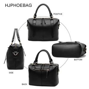 Image 4 - HJPHOEBAG Retrò borse delle nuove donne borse di marca di alta qualità delle signore di grande capacità singolo sacchetto di spalla per il tempo libero sac a main YC201