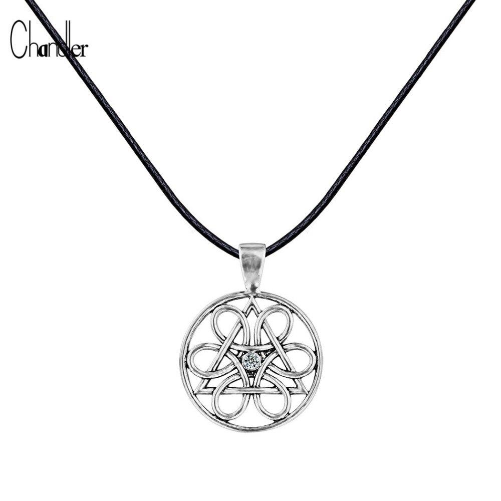 Slavic Norway Valknut Viking Svarog square pendant Star Rus amulet Charm Ancient talisman jewelry pagan men
