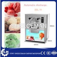 Commercial Gelato Hard Ice Cream Machine For Sale