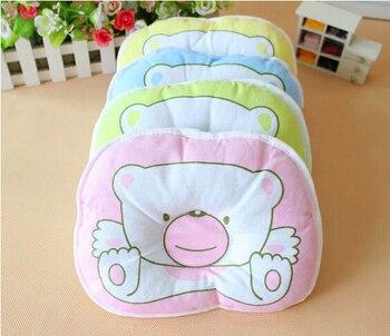 Almohada suave con forma de sueño para bebé, posicionador para niño pequeño,...