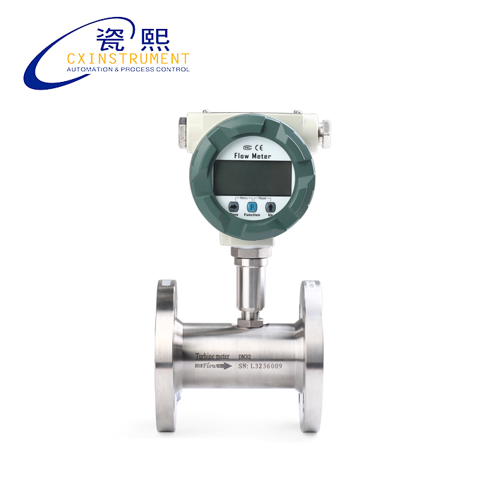 DN40 Pipe Size 2~20 M3/h Flow Range And Stainless Steel Material Milk Flow Meter