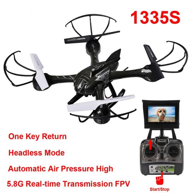 HelicMAX 1335 S RC Quadcopter Drone 5.8G FPV Con Gran
