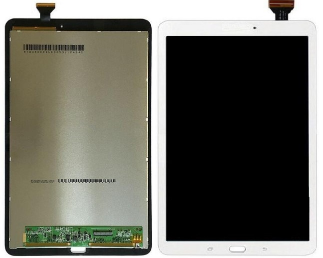 T560 LCD Touch Panel For Samsung Galaxy Tab E SM-T560 T560 T561 LCD Display With Touch Screen Panel Digitizer Assembly t530 lcd touch panel for samsung galaxy tab 4 10 1 t530 t531 t535 lcd display touch screen digitizer glass assembly