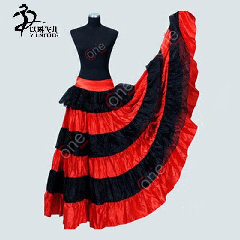 Flamenco Skirt /Gypsy Dess/Belly Dance Skirt /Flamenco /Skirt Belly Dance