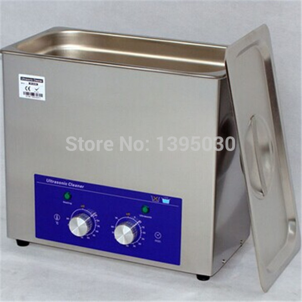 6L ultrasonic cleaners machine with timer and temperature controller heated generator