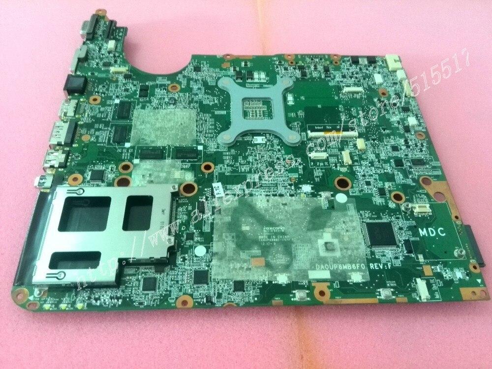 DA0UP6MB6F Rev:F For HP pavilion DV6 DV6-2190US dv6-2180es Serise Laptop Motherboard 580975-001
