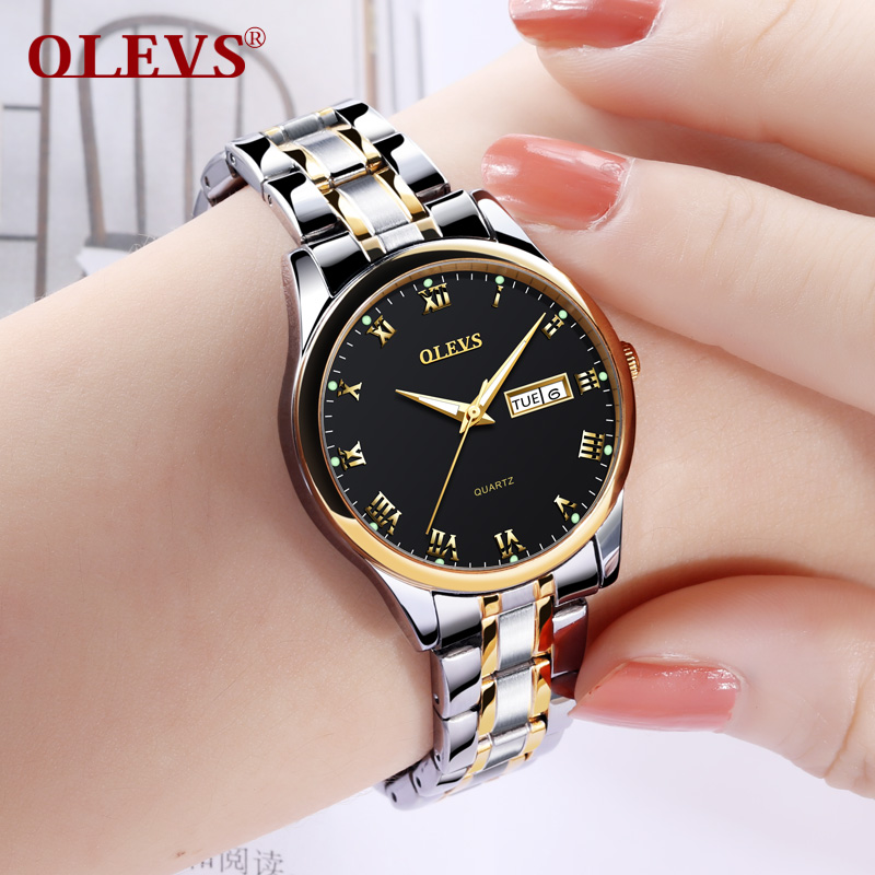 buy olevs women 39 s watches uhr female. Black Bedroom Furniture Sets. Home Design Ideas