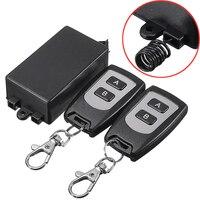 1CH Wireless Relay Remote Control Switch 220V 10A 315MHZ Remote Control Switch Transmitter Receiver