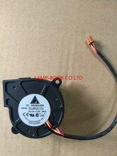 Ventilador original usado bub0512l 12v 0.12a para benq w1070 w1070 + projetor