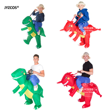 Adult Fancy Dress Suit / Party Halloween Christmas Xmas gift/ Inflatable dinosaur Costume