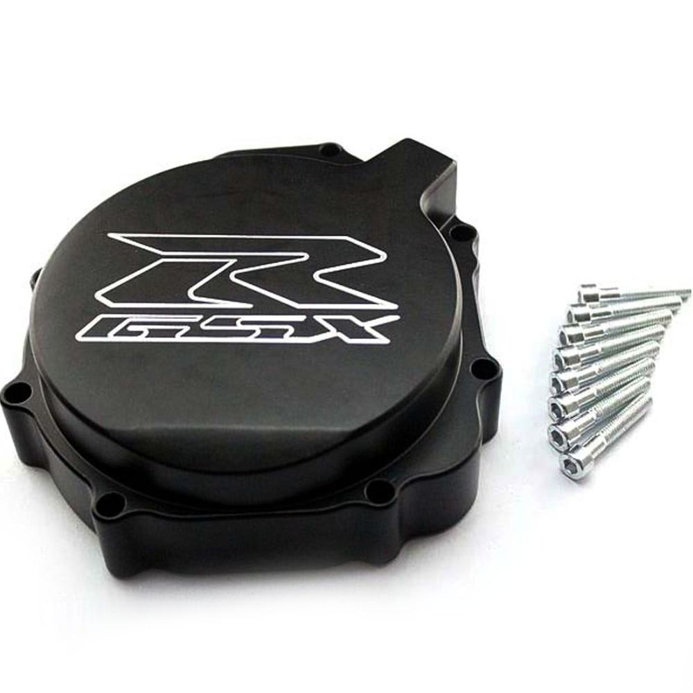 где купить Motorcycle Stator Engine Cover Crankcase Engine Protective Side Protector for Suzuki GSXR 600 750 04-05 GSXR 1000 k4 05-07 K5 K7 по лучшей цене