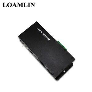 Image 5 - Decodificador DMX512, regulador de intensidad LED, controlador RGBW DMX 512, decodificador de 4 canales, regulador de intensidad para tira LED RGB