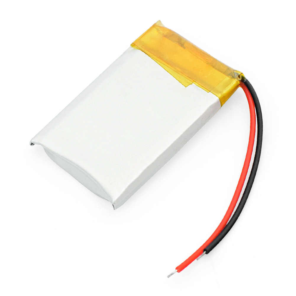 גודל 402030 3.7v 200mAh ליתיום Lipo תאי ליתיום ליטיום פולימר סוללה נטענת עבור Bluetooth GPS MP3 MP4 מקליט
