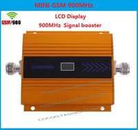 Newest Gain Mini GSM 900Mhz Signal Booster Mobile Phone Signal Repeater amplifier gsm booster Cell Phone GSM repeater Amplifier